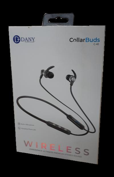 Dany Collar Buds C-40 Bluetooth (Neckband)
