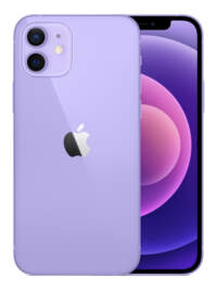 Apple iPhone 12 (Purple 128GB + 4GB)