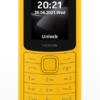 Nokia 110 4G (Yellow 48MB + 128MB)
