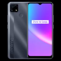 Realme C25s (Water Gray 128GB + 4GB)