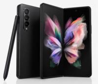 Samsung Galaxy Z Fold3 5G (Phantom Black 256GB + 12GB)