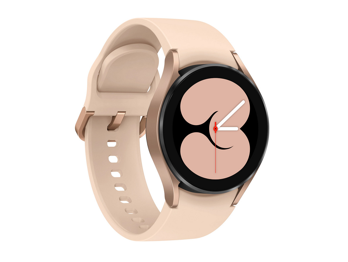 Samsung Galaxy Watch 4 40mm (Pink Gold 16GB + 1.5GB)