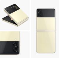 Samsung Galaxy Z Flip3 5G (Cream 256GB + 8GB)