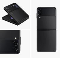 Samsung Galaxy Z Flip3 5G (Phantom Black 256GB + 8GB)