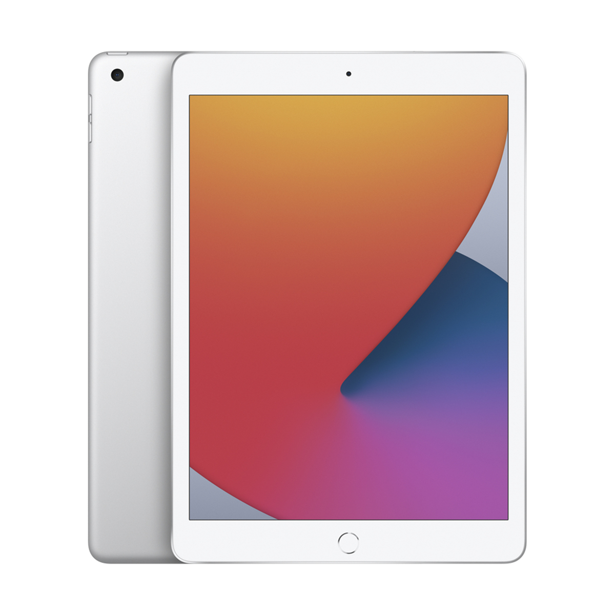 Apple iPad 8th Gen  10.2 inch Wifi (2020) (Silver 128GB + 3GB)
