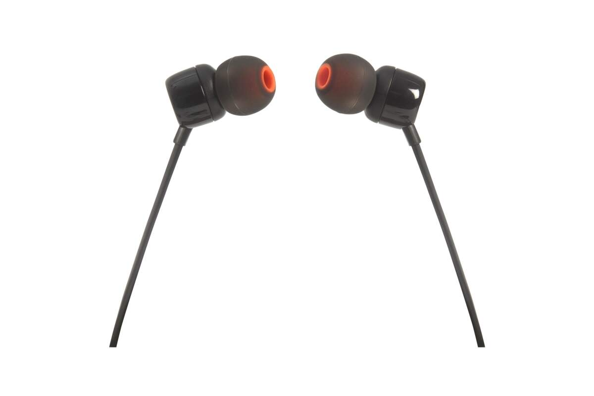 JBL Tune 110 in-Ear Headphones with Mic