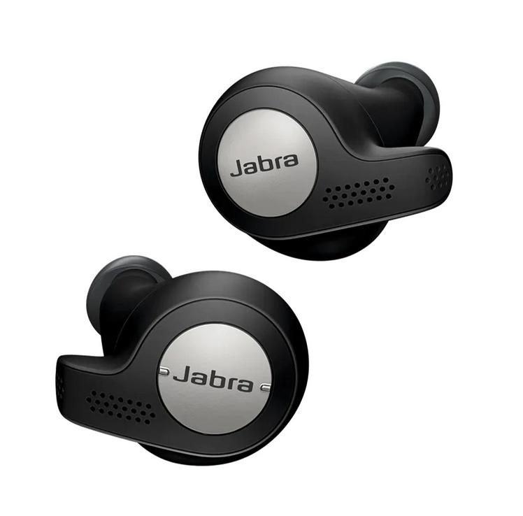 Jabra Elite Active 65t True Wireless Sport Earbud (Titanium Black)