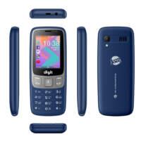 JAZZ DIGIT 4G Bold (Navy Blue 4GB + 512MB)