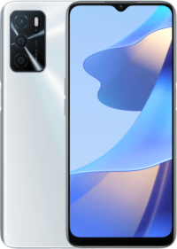 Oppo A16 (Space Silver 64GB + 4GB)