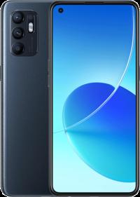 Oppo Reno 6 5G (Stellar Black 128GB + 8GB)