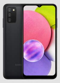 Samsung Galaxy A03s (Black 64GB + 4GB)