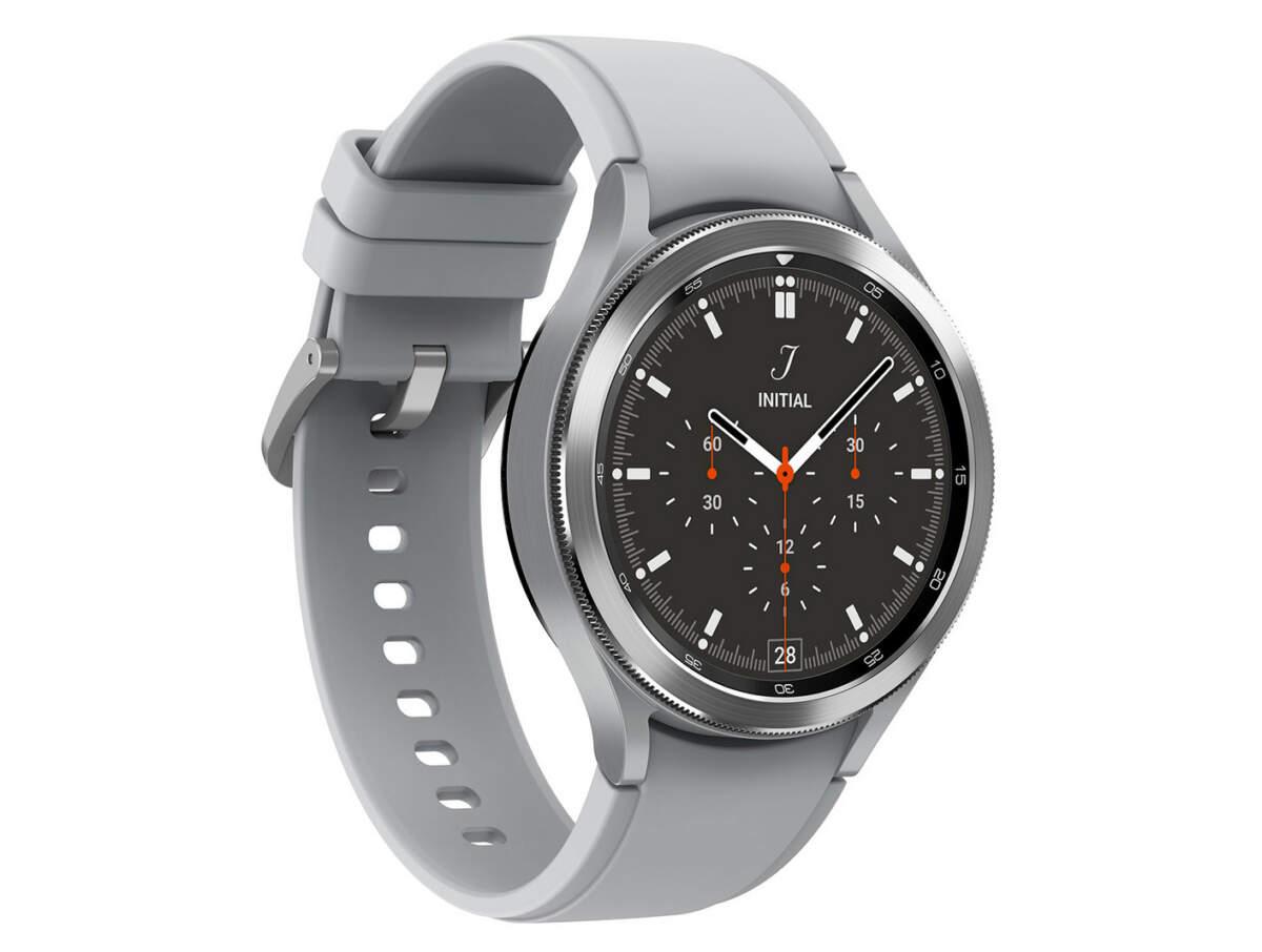 Samsung Galaxy Watch 4 Classic 46mm (Silver 16GB + 1.5GB)