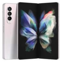 Samsung Galaxy Z Fold3 5G ( Phantom Silver 256GB + 12GB)