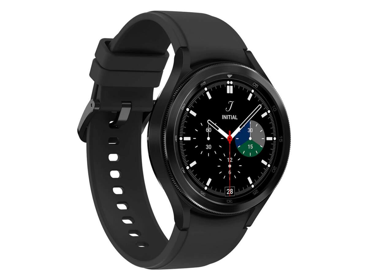 Samsung Galaxy Watch 4 Classic 46mm (Black 16GB + 1.5GB)