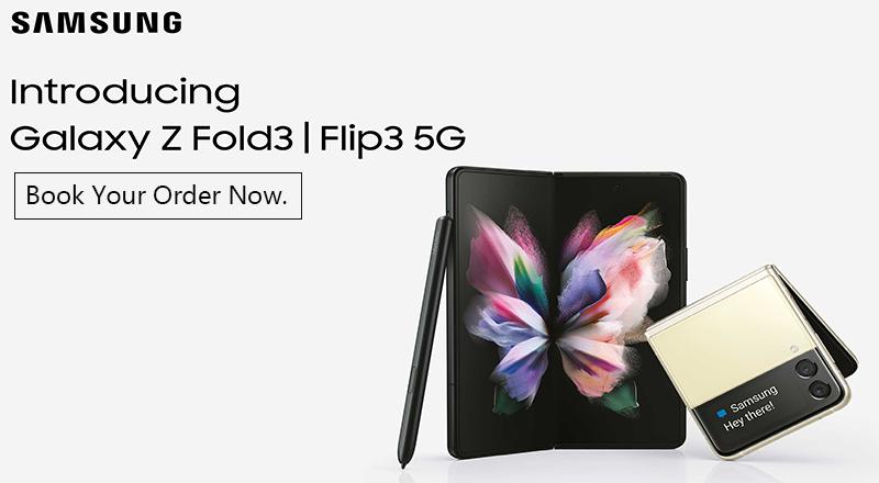 Samsung fold 3 and filp 3 800x440
