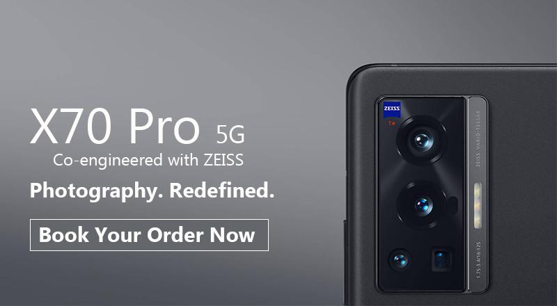 Vivo X70 Pro 5G 800x440
